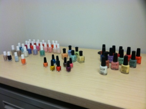a lot of colors to choose from!