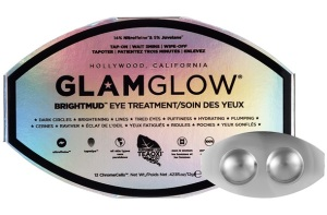 "GLAMGLOW ""brightmud"" eye treatment...my tired eyes need ya"
