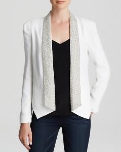 Rebecca Minkoff embellished blazer - so classy, so expensive, wah