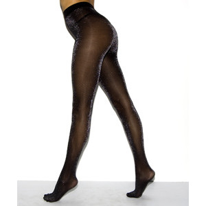 American Apparel sparkle tights - glam up ya gams