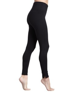 Another view of the Ready to Wow structured leggings so you can see how high the top goes. Fabric is just tight enough to suck you in without restricting breathing AHHHhhh ;)
